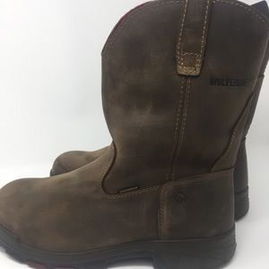 Wolverine Shoes - Wolverine NIB Composite Toe Work Boots